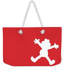 No30 My Minimal Color Code Poster Elmo Weekender Tote Bag