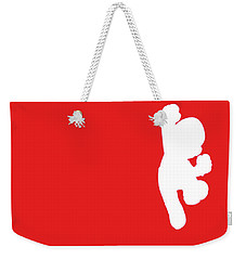 No33 My Minimal Color Code Poster Mario Weekender Tote Bag