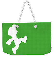 No34 My Minimal Color Code Poster Luigi Weekender Tote Bag
