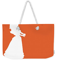 No35 My Minimal Color Code Poster Princess Daisy Weekender Tote Bag