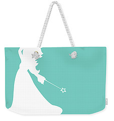 No39 My Minimal Color Code Poster Rosalina Weekender Tote Bag