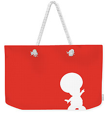 No41 My Minimal Color Code Poster Toad Weekender Tote Bag