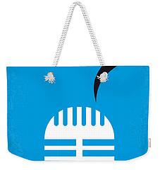 No505 My Cry-baby Minimal Movie Poster Weekender Tote Bag