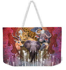 Noble Creatures Weekender Tote Bag