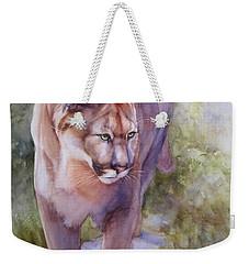 Noble Cougar Weekender Tote Bag