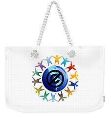 Nobody Owns Culture Weekender Tote Bag