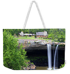 Noccolula Falls Gadsden Alabama Weekender Tote Bag