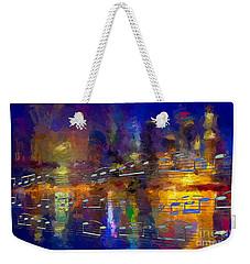 Nocturne 1 Weekender Tote Bag