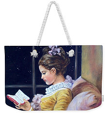 Nocturne Inspired By Fragonard Weekender Tote Bag