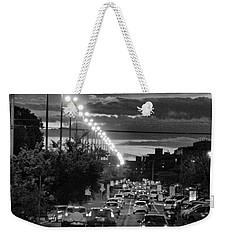 Noir City Weekender Tote Bag