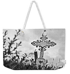 Weekender Tote Bag featuring the photograph Nome by Laurie Stewart