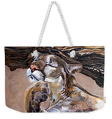 Nonchalant Weekender Tote Bag