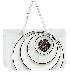 Nonconcentric Dishware And Coffee Weekender Tote Bag by Joe Bonita