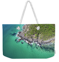 Weekender Tote Bag featuring the photograph Noosa National Park by Keiran Lusk
