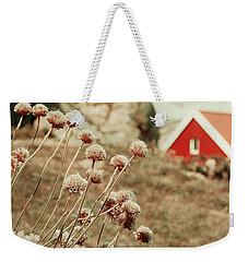 Nordic Summer Weekender Tote Bag
