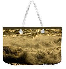 Nor'easter  Weekender Tote Bag