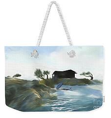 Noredney 6 Weekender Tote Bag
