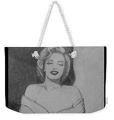 Norma Jean Weekender Tote Bag