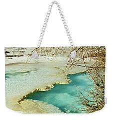 Norris Hot Spring Weekender Tote Bag