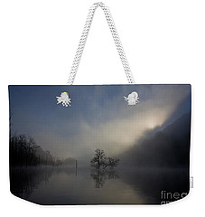 Norris Lake April 2015 Weekender Tote Bag
