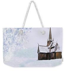 Norsk Kirke Weekender Tote Bag