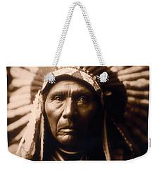 North American Indian Series 2 Weekender Tote Bag