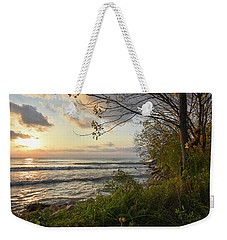 North Beach Light Weekender Tote Bag