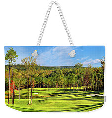 North Carolina Golf Course 14th Hole Weekender Tote Bag