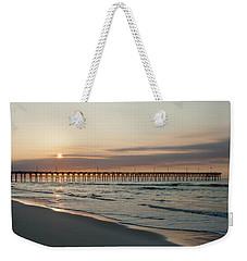 North Carolina Sunrise Weekender Tote Bag