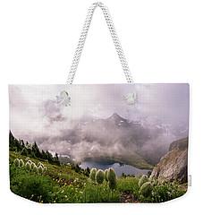 North Cascades National Park Hiking Weekender Tote Bag