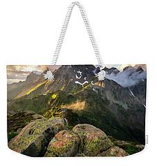 North Cascades National Park Weekender Tote Bag