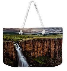 North Clear Creek Falls Weekender Tote Bag