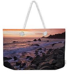 North Coast Sunset Weekender Tote Bag