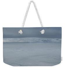 North East Iceland Plateau Weekender Tote Bag
