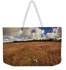 North Fork Fields Weekender Tote Bag by Steve Gravano