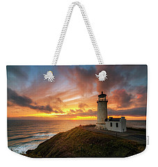 Weekender Tote Bag featuring the photograph North Head Dreaming by Ryan Manuel