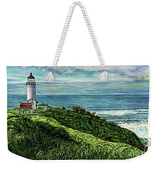 North Head Lighthouse And Beyond Weekender Tote Bag
