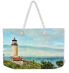 North Head Lighthouse Weekender Tote Bag