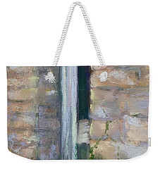 North Hill Alley Door Weekender Tote Bag