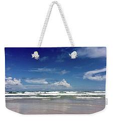 North Padre Island Beach Weekender Tote Bag