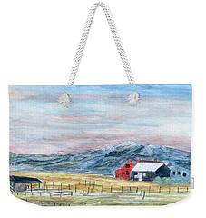 North Park Weekender Tote Bag by R Kyllo