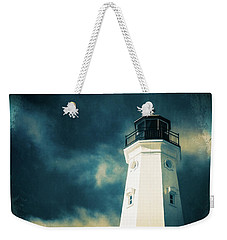 North Point Lighthouse Weekender Tote Bag