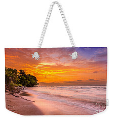 North Point Sunrise Weekender Tote Bag