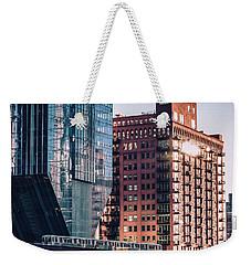 North Riverside Weekender Tote Bag