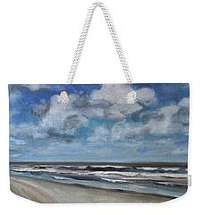 North Sea Scape Weekender Tote Bag