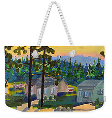 North Shore Weekender Tote Bag