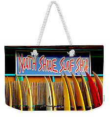North Shore Surf Shop 2 Weekender Tote Bag