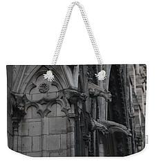 North Side Notre Dame Cathedral Weekender Tote Bag