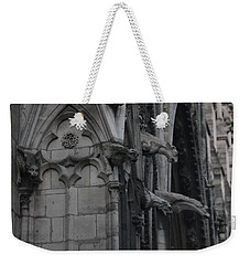 North Side Notre Dame Cathedral Weekender Tote Bag