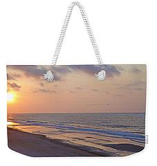 North Topsail Beach Glory Weekender Tote Bag